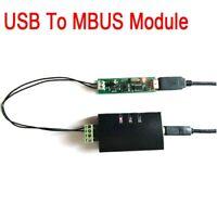 USB to MBUS Master Converter communication Module USB TO MBUS Slave Module