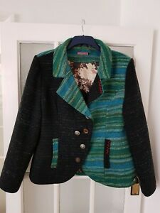 JOE BROWNS Wool Blend Jacket size 18  great condition