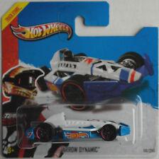 """Hot Wheels - Arrow Dynamic weiß/blau """"HW Racing"""" Neu/OVP"""