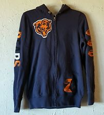 NFL Pink Victoria Secret Chicago Bears Hoodie Super Bowl XX Womens Size Small