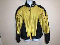 Teknic Padded Motorcycle Motocross Racing Jacket Sz 42 Sz L