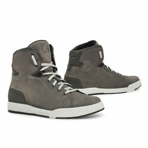 motorcycle boots | Forma Swift Dry waterproof urban street city riding gray