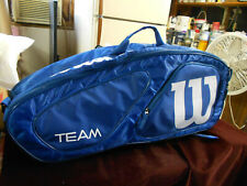 Tennis Bag-Wilson two racket bag.