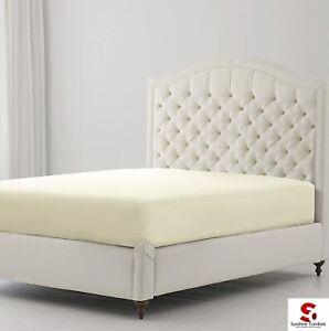 Sunshine Comfort Percale Cotton Rich 180 Thread Count Non Iron 25cm (Double)
