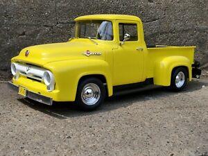 Ertl American Graffiti 1956 Ford F-100 Pickup Truck 1:18  Diecast '56 Custom