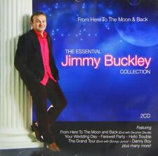 JIMMY BUCKLEY - THE ESSENTIAL COLLECTION - FROM HERE TO THE MOON AND BACK 2CD