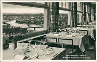 Ansichtskarte Bad Wimpfen Kurhotel Mathildenbad Terrasse 1938  (Nr.9099)