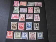 Ruanda-Urundi Stamps from 1931 - 1936 Lot 13