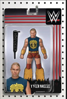 WWE #21 Action Figure Variant BOOM!TYLER BREEZE  COVER B