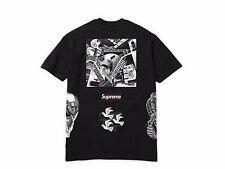 2017 S/S Supreme M.C Escher Collage Shirt Black