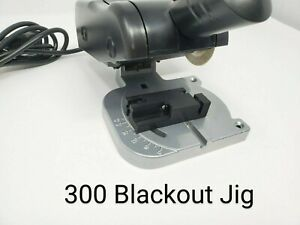 300 Blackout Cut off Trimming Jig Auto-Ejecting Brass Case Trimmer