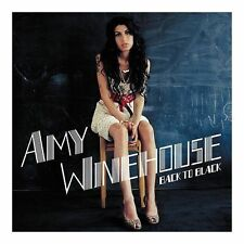AMY WINEHOUSE BACK TO BLACK VINILE LP NUOVO E SIGILLATO !!