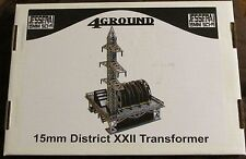 4Ground 15S-JIW-101 15mm Sci-Fi Jesserai District XXII Transformer Terrain NIB