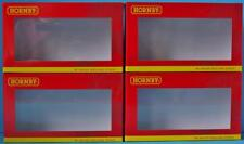 4x EMPTY HORNBY WAGON BOXES BRAND NEW WAGON BOX SPARES FOUR WAGON BOXES