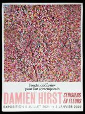 Damien Hirst - Affiche poster 5/6 Fondation cartier - God's Blossom