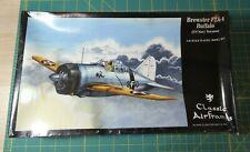 Classic Airframes 1/48 F2A-1 Buffalo US Navy Version Kit# 4100