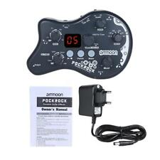 Ammoon pedal efecto del procesador 15 efectos guitarra de multiefectos X7m6
