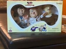 Three Stooges Golfing Figurines never opened 1997