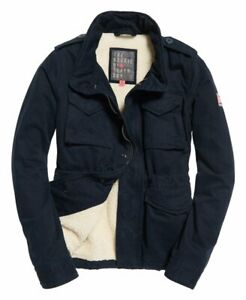 Superdry Womens Winter Jacket Rookie Military Jacket S CLEARANCE