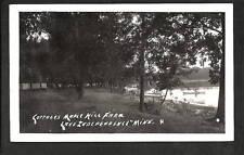 Lake Independence Minnesota Mn 1929 Rppc Maple Hill Farm Lakeside,