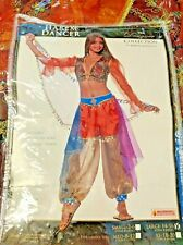 Belly Dancer  Jeanie Costume L Deluxe Forum Designer Collection Harem Dancer
