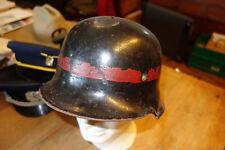 ww2 style german helmet Wehrmacht metal fireman helmet Luftwaffe stahlhelm m42