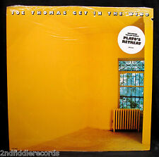 JOE THOMAS-GET IN THE WIND-Fully Sealed Album With Sticker-FUNK JAZZ-#LRC 9321