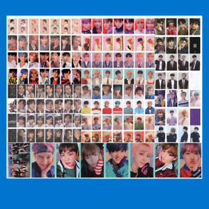 7-9pcs/Set For BTS Lomo Card BANGTAN BOYS J-HOPE SUGA JIMIN HD Photo Collection