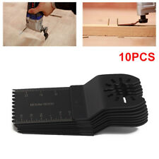 10X 35mm Multi Tool Blades Quick Release Precision Wood for Bosch Dewalt Stanley