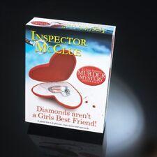 Inspector McClue - Diamonds aren't a Girls Best Friend! - Great Christmas Gift!