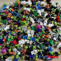 LEGO MINIFIGURES SPACE, ALIENS, ROBOTS & SCI-FI, Bulk x5 minifigures per order