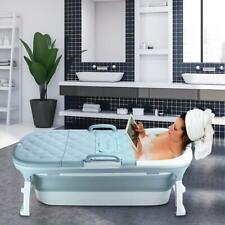 Portable Folding Large Adult Baby Steaming Bathtub Water Tub Bath Bucket Indoor