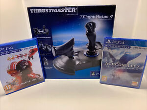 Thrustmaster T.Flight Hotas 4 Joystick PS4 / Star Wars Squadrons & Ace Combat 7