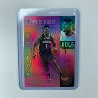 2019-20 Panini illusions ZION WILLIAMSON Pink - RC - Rookie - Pelicans