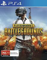 PUBG PS4 Playerunknowns Battlegrounds 100 Player Shooter Game Sony Playstation 4