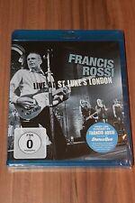 Francis Rossi - Live at St. Luke's London (Blu-ray) (0206360ERE-N) (Neu+OVP)