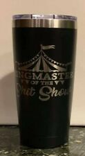 Ringmaster of the ShitShow 20oz Insulated Stainless Steel Cup Tumbler