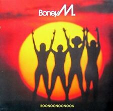 Boney M. Boonoonoonoos (1981, half-speed-mastered, incl. poster)  [LP]