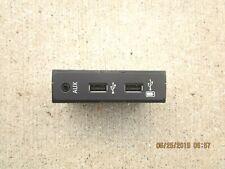 16 17 AUDI TTS QUATTRO 2.0T 2D COUPE CENTER CONSOLE AUXILIARY AUX USB ADAPTER