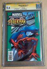 Ultimate Spider-man #3 CGC9.4 SS Brian Bendis