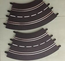 2. 1/24  1/32  CARRERA EVOLUTION  1/60 CURVE SECTIONS SLOT CAR Track