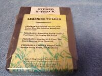 """8-Track Tape: """"Learning to Lean"""" Instrumental Religious Music"""