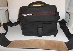 Vintage 1989 Tamrac Model 603 Camera Bag Made in USA DSLR SLR Lens Nikon Canon