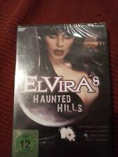 Elvira Haunted Erotik Horror DVD Sammlung