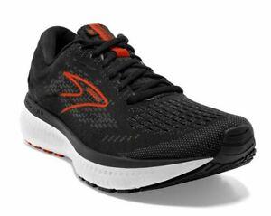 BROOKS GLYCERIN 19 Scarpe Running / Corsa UOMO [+GRATIS DHL] Black/Grey/Red Clay
