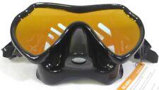 NEW SeaDive EagleEye RayBlocker-HD *PURGE* SCUBA Dive Snorkel Mask UV Blocker