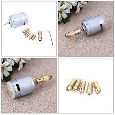 Electrique Mini Perceuse Gravure à main Moteur+0.8-1.5mm Twist Drill Rotatif T