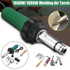 1600W/1080W AC 220V Hot Air Plastic Welding Torch Welder Electric Flooring Tools