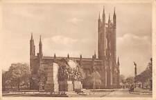 uk22263 renwick war memorial and st thomas church  newcastle upon tyne uk