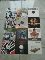 "12x12"" Hip Hop Vinyl Record Collection, DJ, underground, rap, thug, conscious"